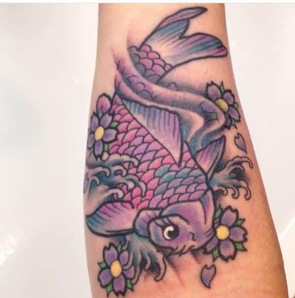I miei tatuaggi, Francesca
