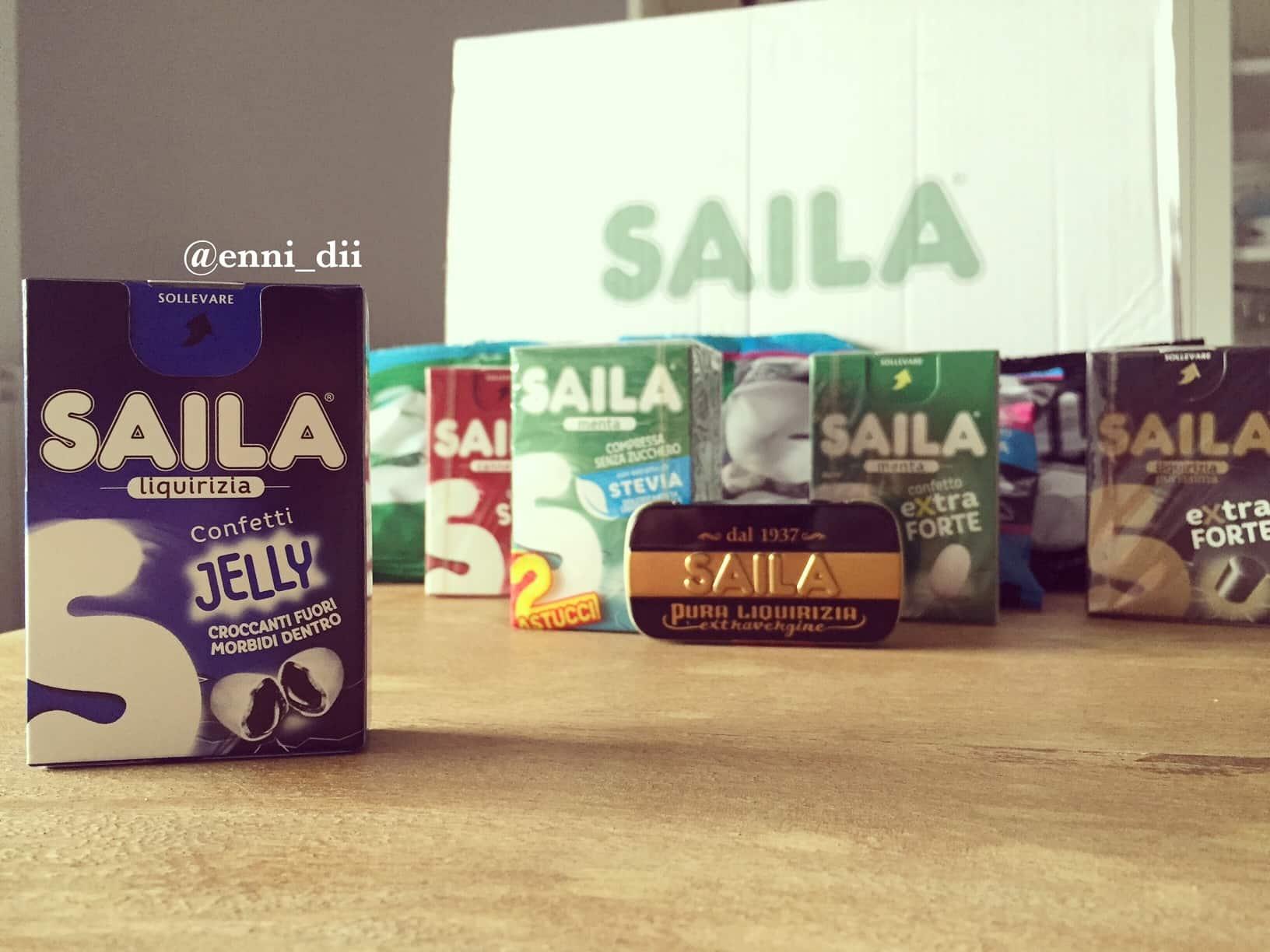 Benvenuti nel mondo : SAILA