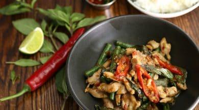Padella di verdura e salsiccia