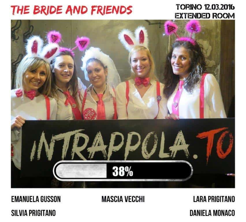 "Intrappola.to ""wedding"""