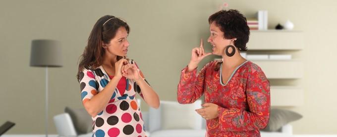 Se non conosco la lingua dei segni – comunicare senza limiti