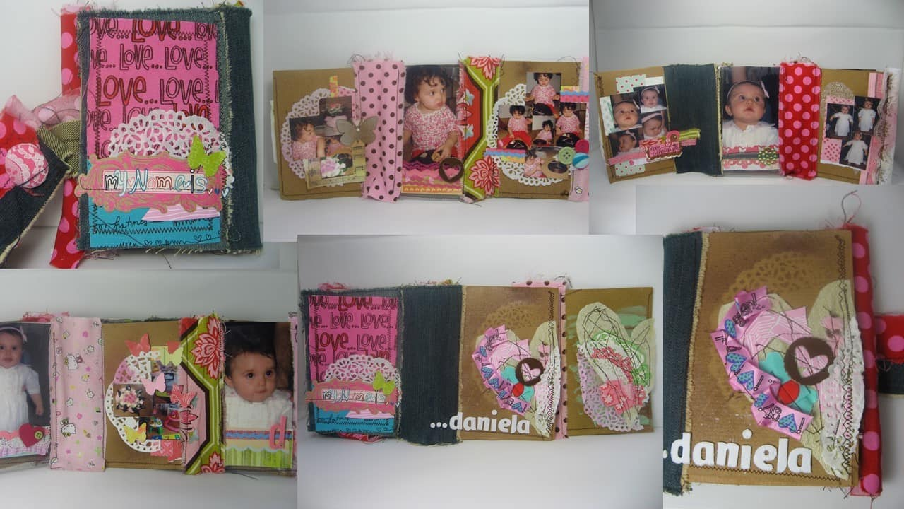 Mini album, piccole storie di carta