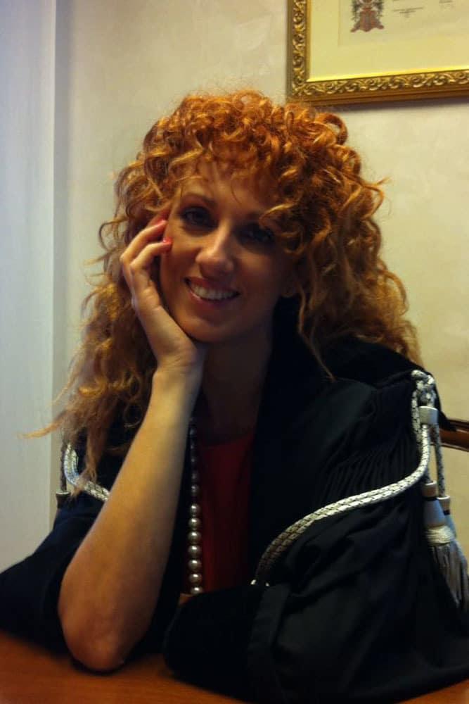 A Padova c'è l'avvocato Michela Zaffaina!