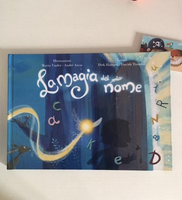 """""""La Magia del mio Nome"""", il libro personalizzato per bambini"""