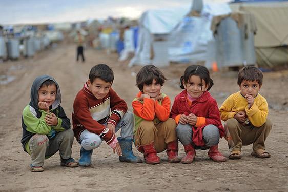 Support Syrian Children