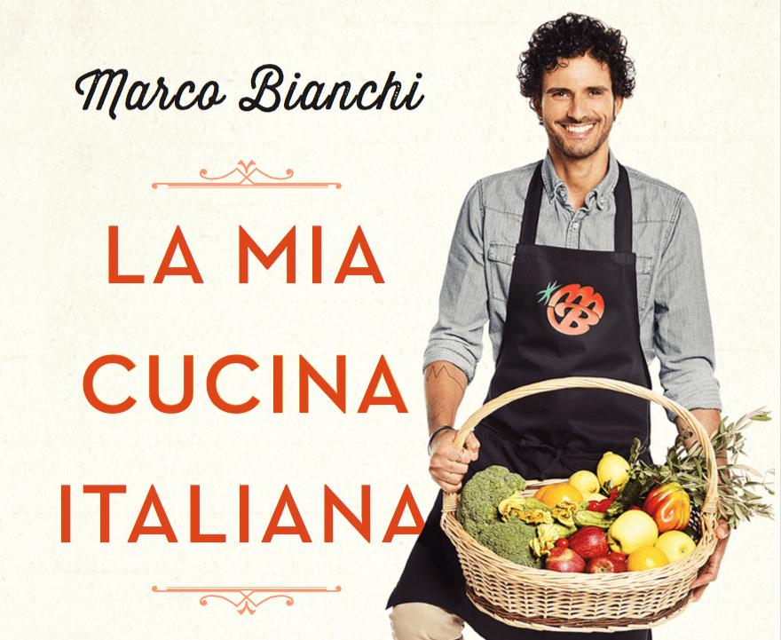 La mia cucina italiana, un libro di Marco Bianchi
