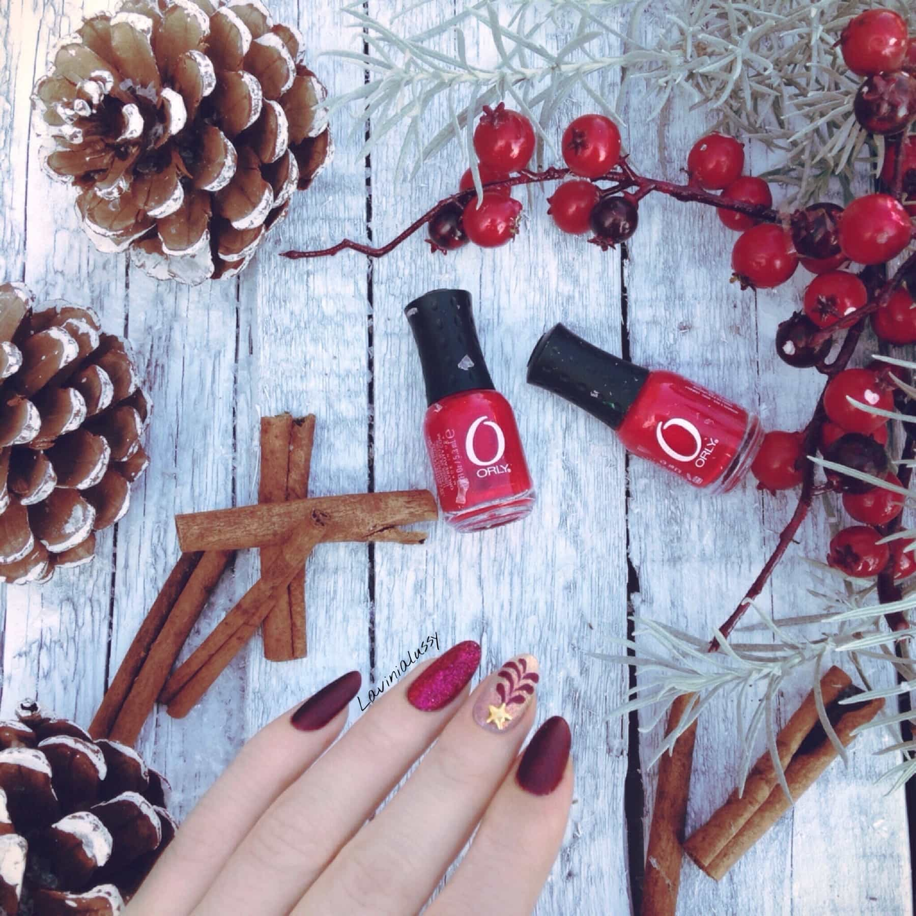 Unghie per Natale 2016. Tutte le nail-art per le feste !!!