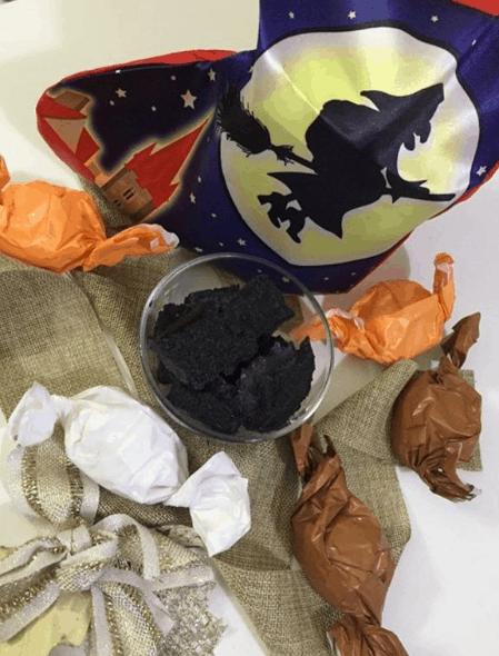 carbone della befana homemade