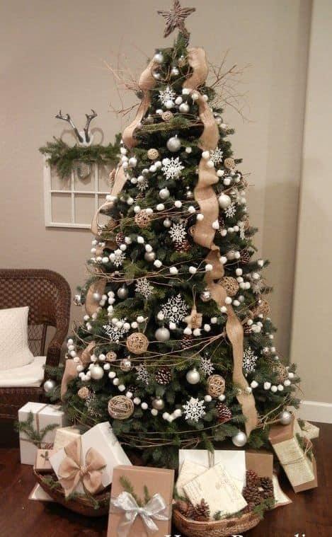 Colazione di Natale-albero