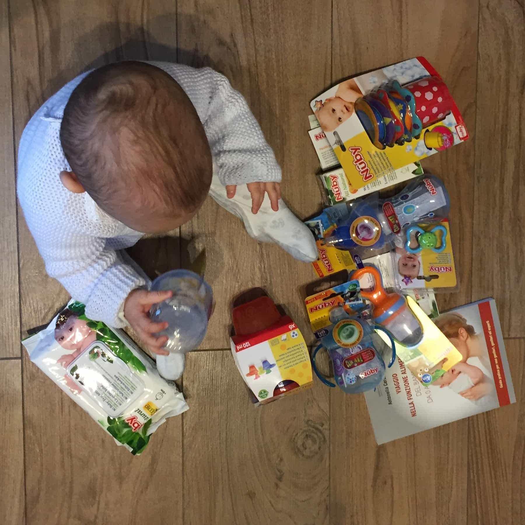 Tanti aiuti per grandi e piccini: Nuby dalla parte dei bambini