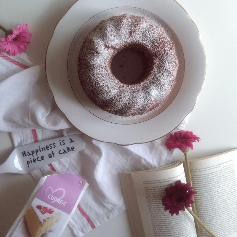 Bundt Cake con CuoreDì