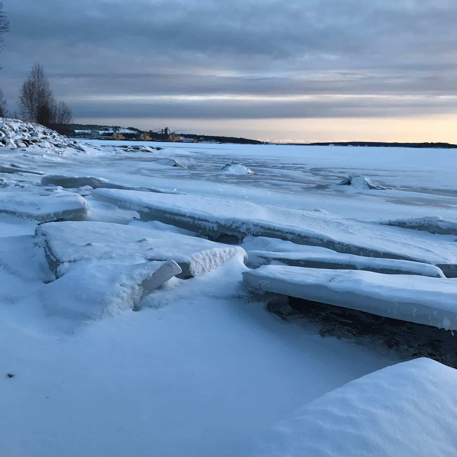 Così mi innamorai della Svezia del Nord by @_laura.vittoria_  rivedere