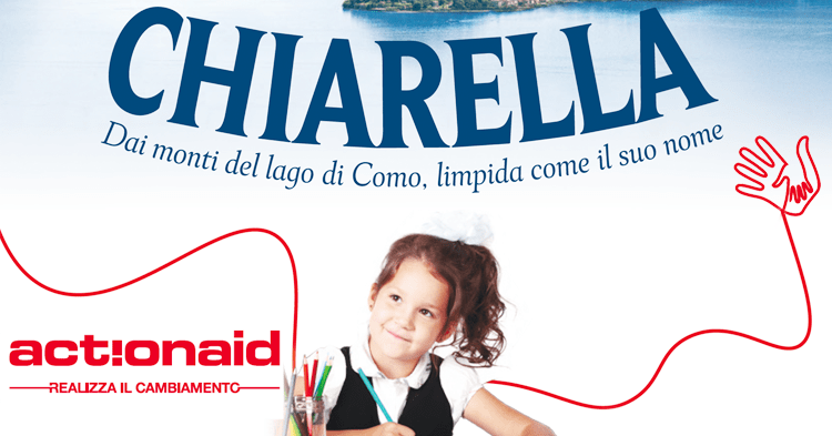 Acqua Chiarella: #DallaParteDeiPiccoli