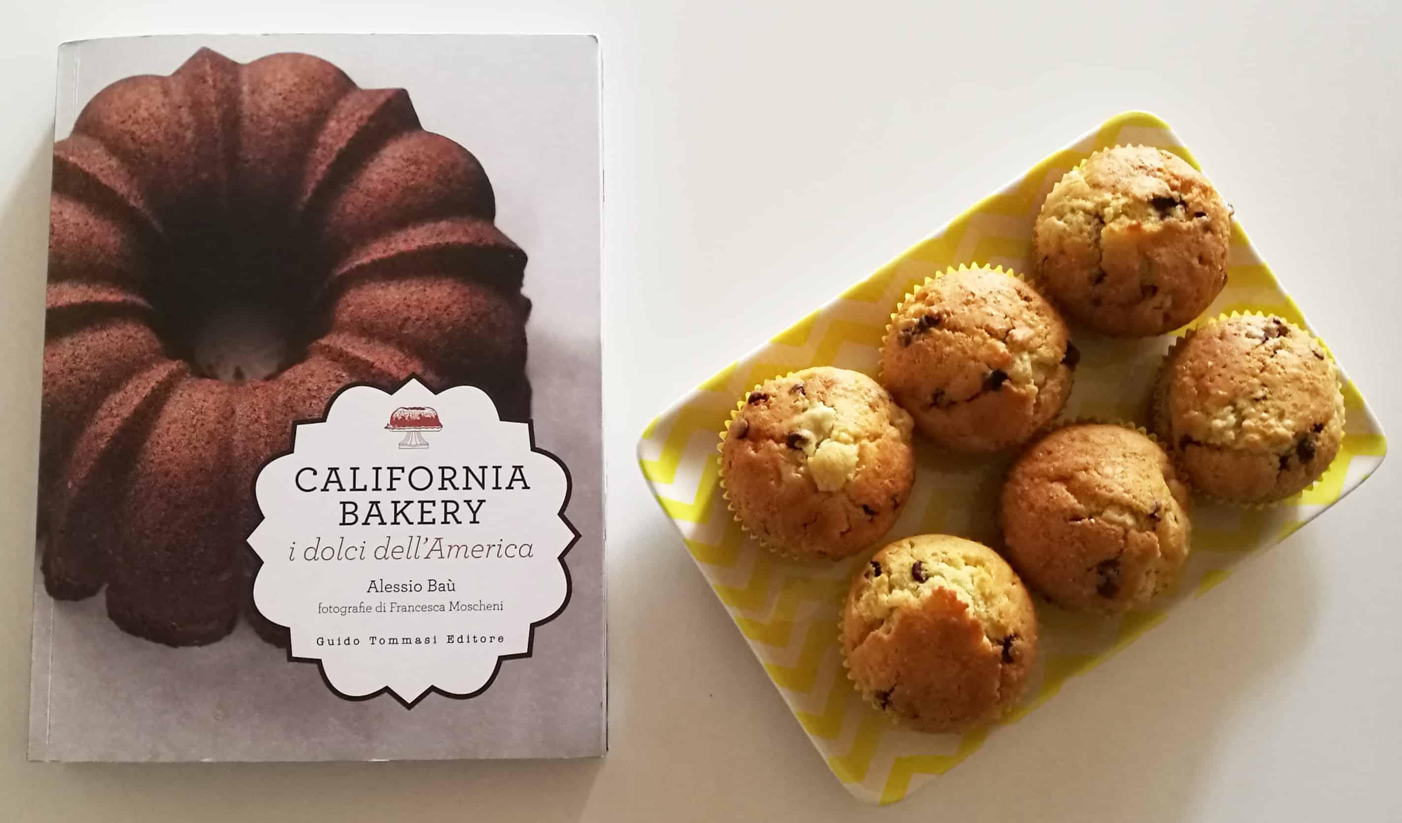 Banana-Chocolate Muffin come da California Bakery