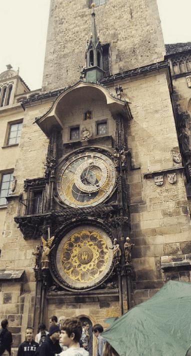 Praga: amore a prima vista! (diario di una viaggiatrice)