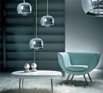 duzzle-lampada-sospensione-crystal-tre-paralumi-ambientata