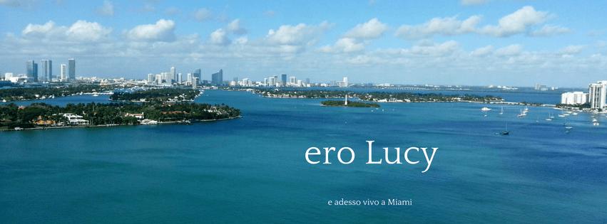 Ero Lucy, blog di una mamma italiana a Miami