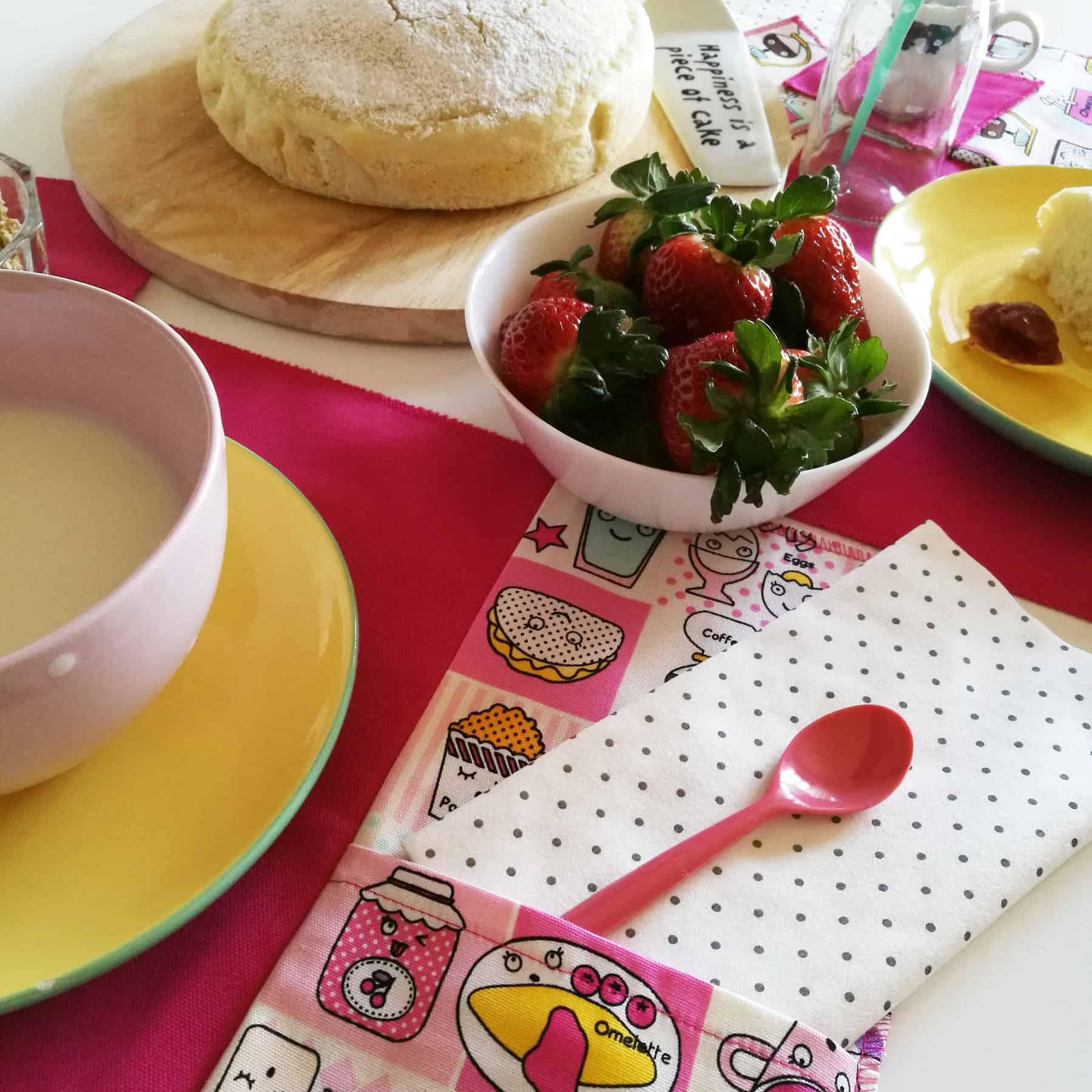 La colazione perfetta con Marylove Sweet Time