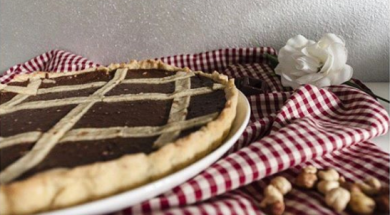 crostata gianduia