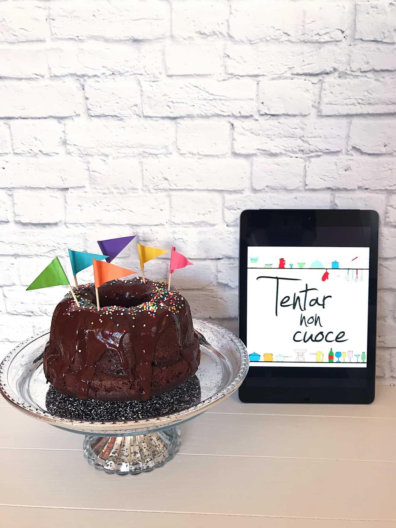 Torta al cacao: per un primo compleanno speciale!