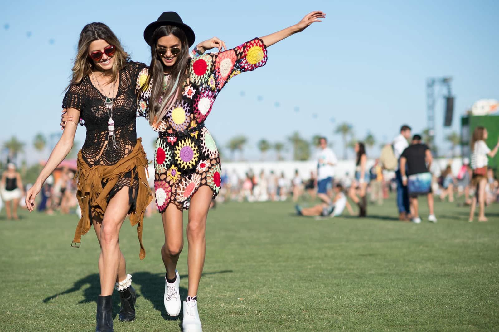 Coachella: idee per la primavera-estate