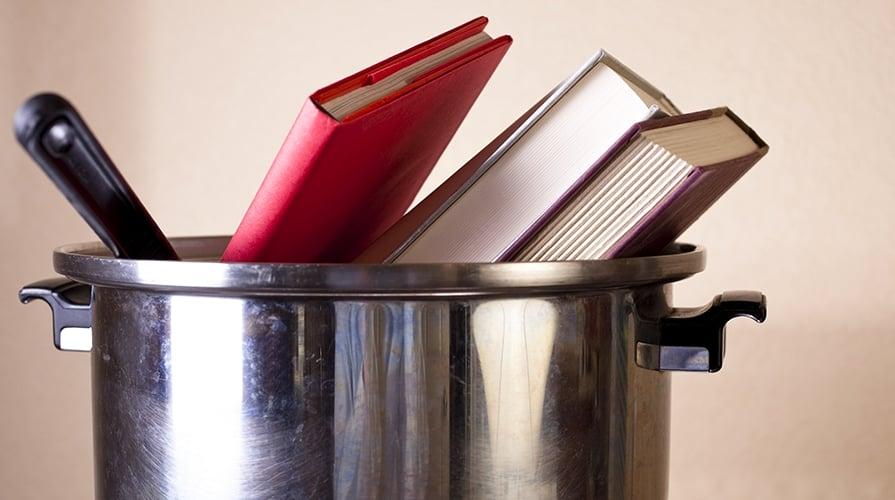 Libri di cucina, quali avere