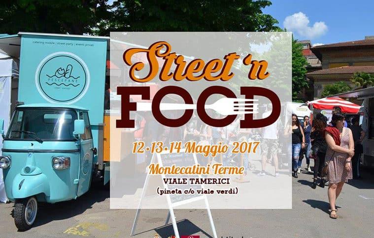Street n'food  2017