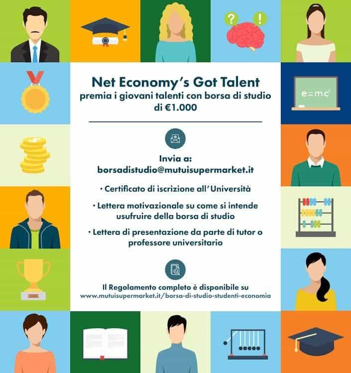 Net Economy's Got Talent