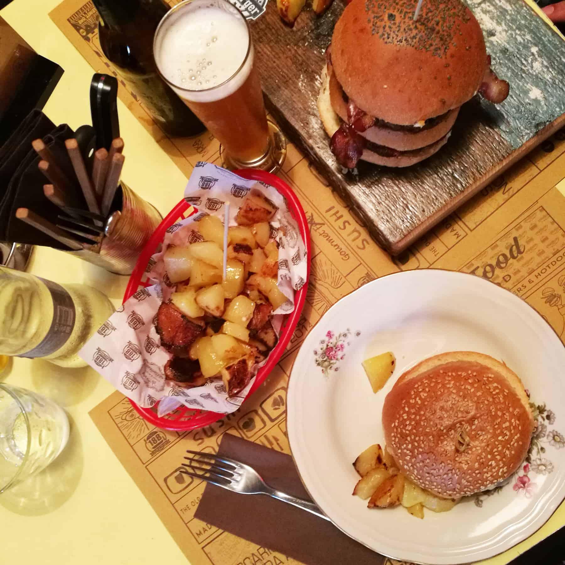 18 B – non il solito ristorante