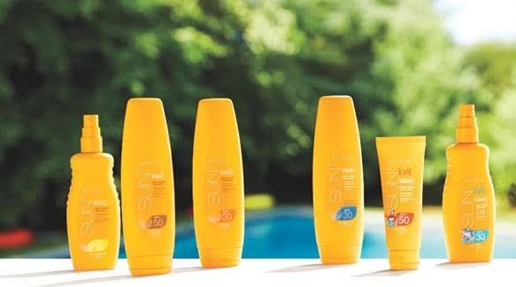Proteggi la tua pelle con AVON SUN+