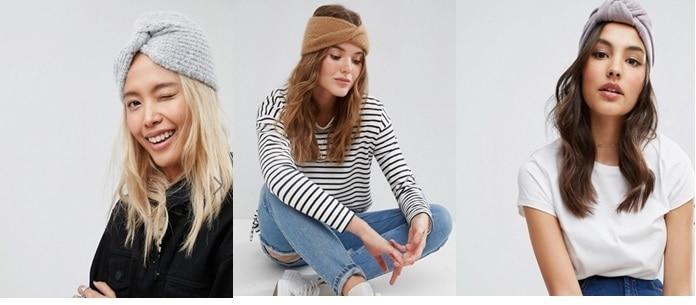 eccezionale gamma di colori come ordinare prezzo competitivo Capelli: fasce e turbanti per essere sempre glamour
