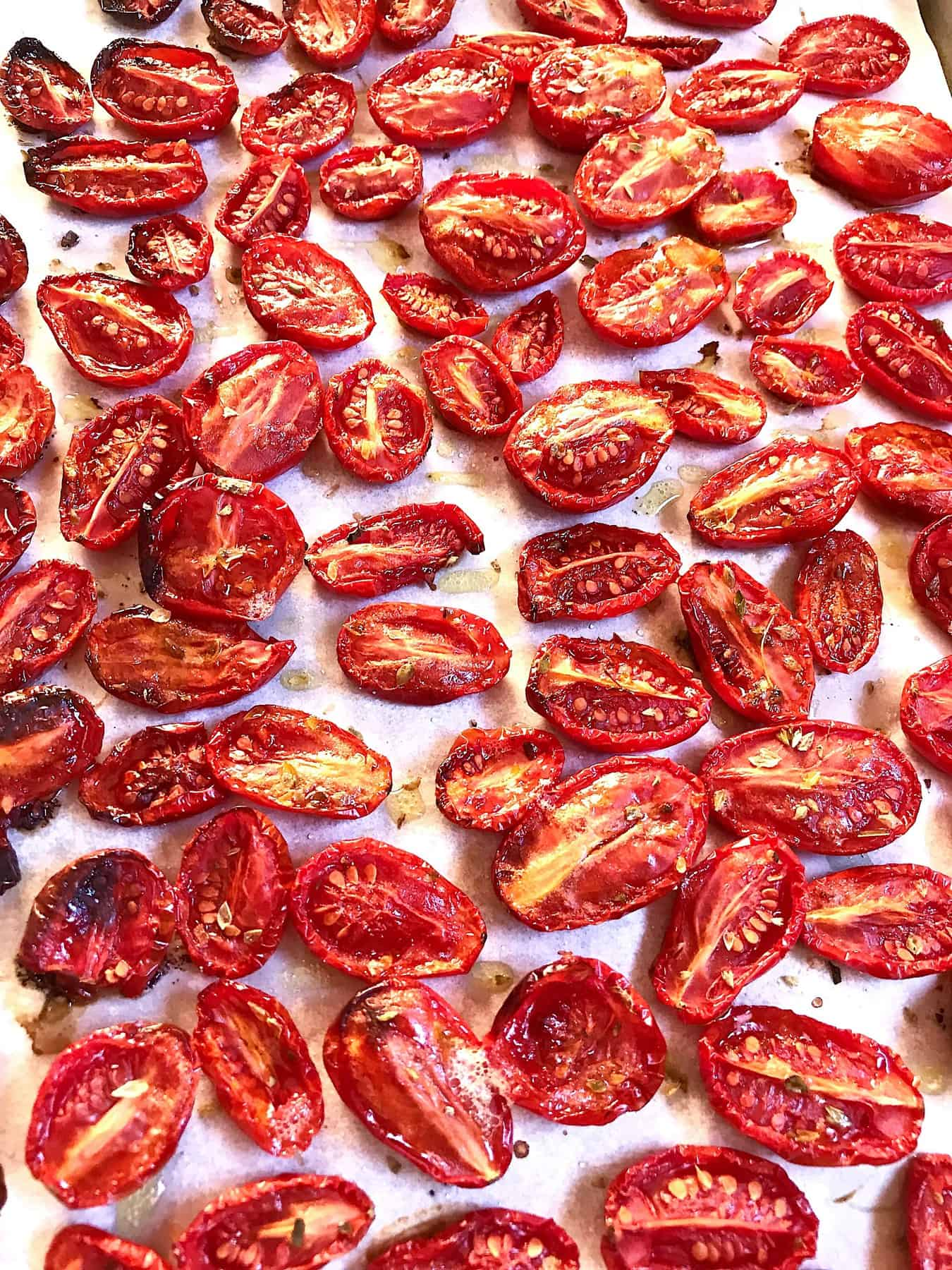 Pomodorini confit, un concentrato di dolcezza!