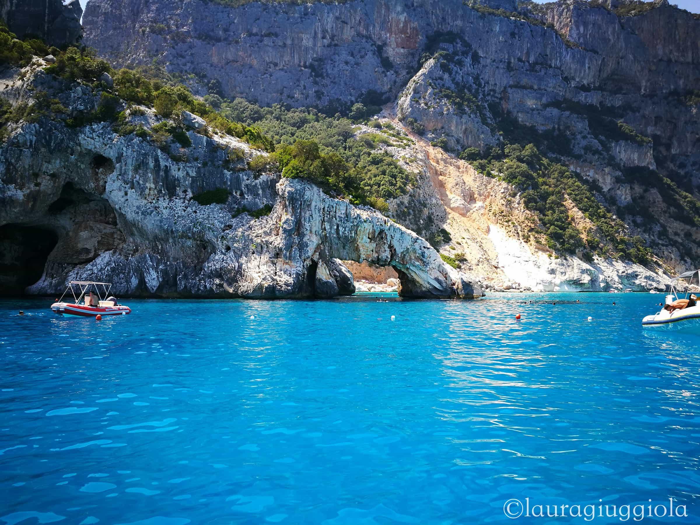 Non sapevo che il paradiso esistesse davvero: Sardegna.