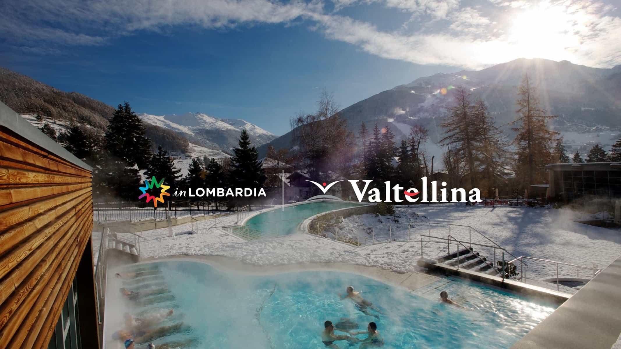 Rilassatevi tra le montagne della Valtellina