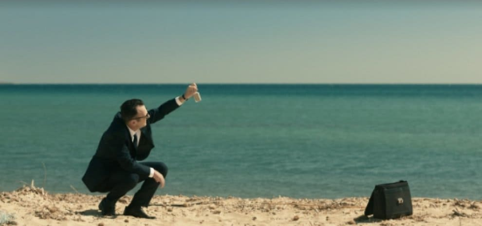 L'ORDINE DELLE COSE un film di Andrea Segre