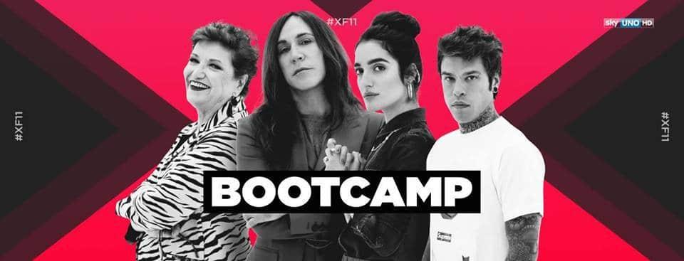 X-FACTOR 2017: la prima parte dei  BOOTCAMP