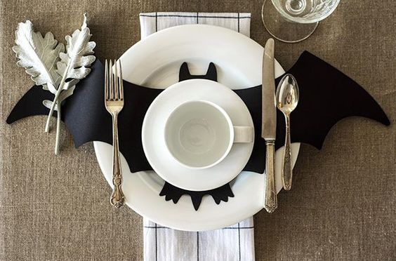 Halloween in tavola