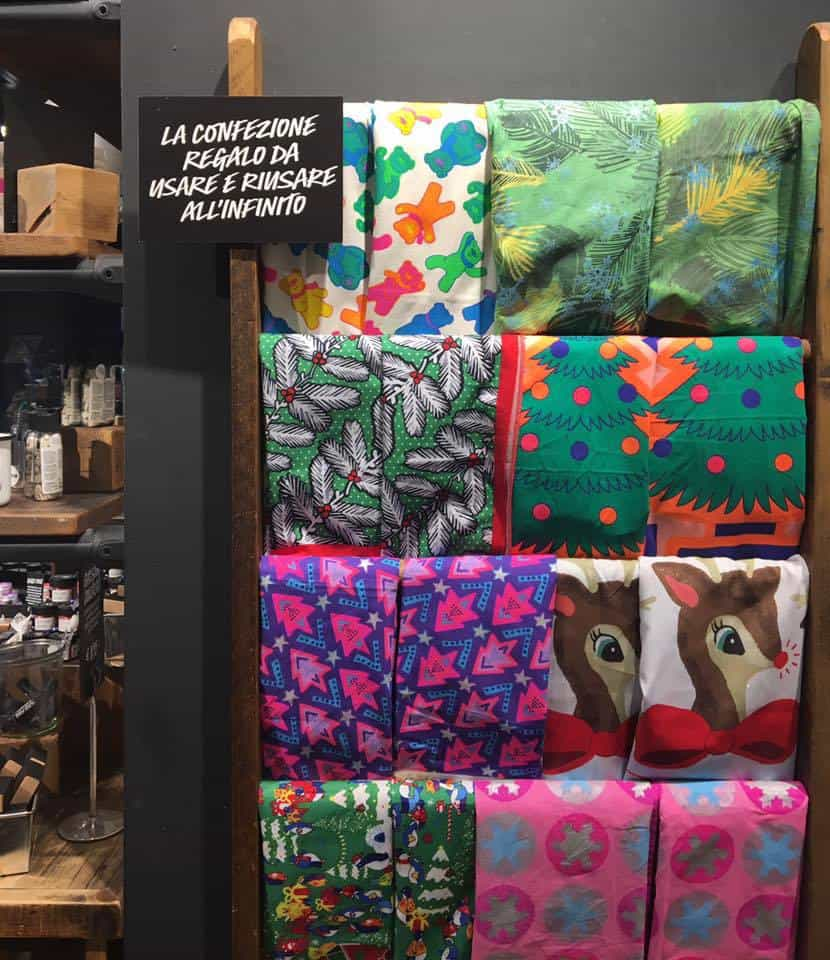 Lush christmas collection