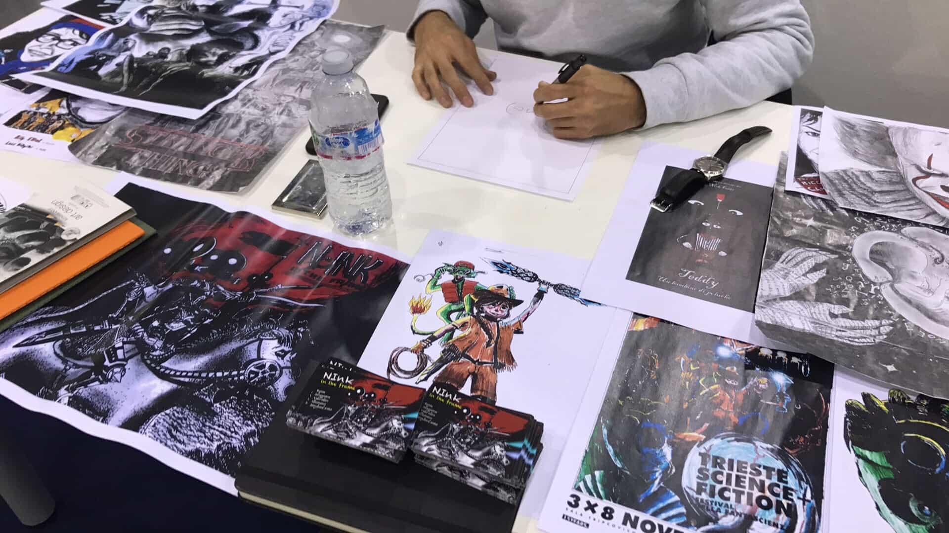 roma comics