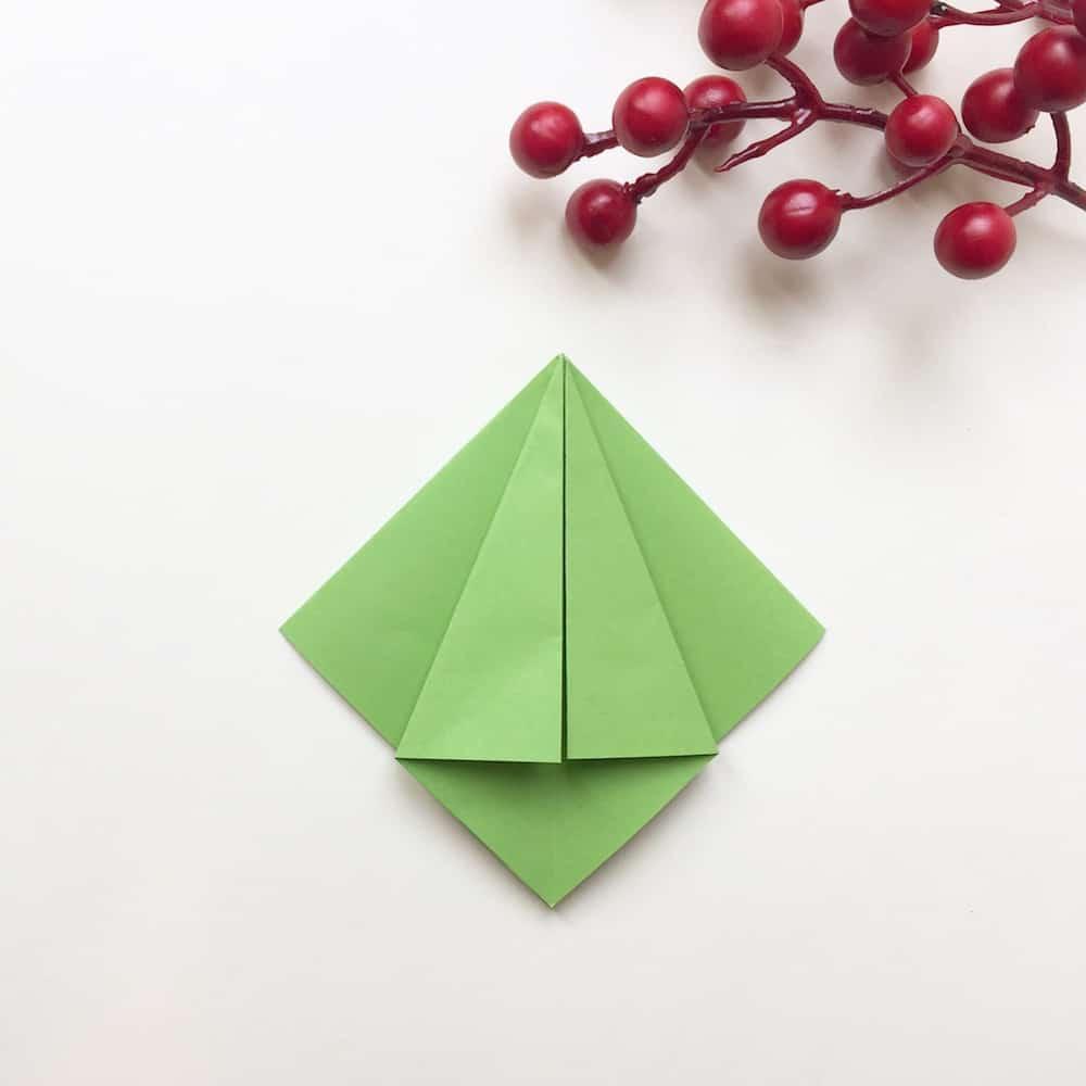 Albero Di Natale Origami.Origami Albero Di Natale Istruzioni Per Realizzarne Uno