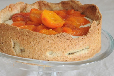 crostata al quark