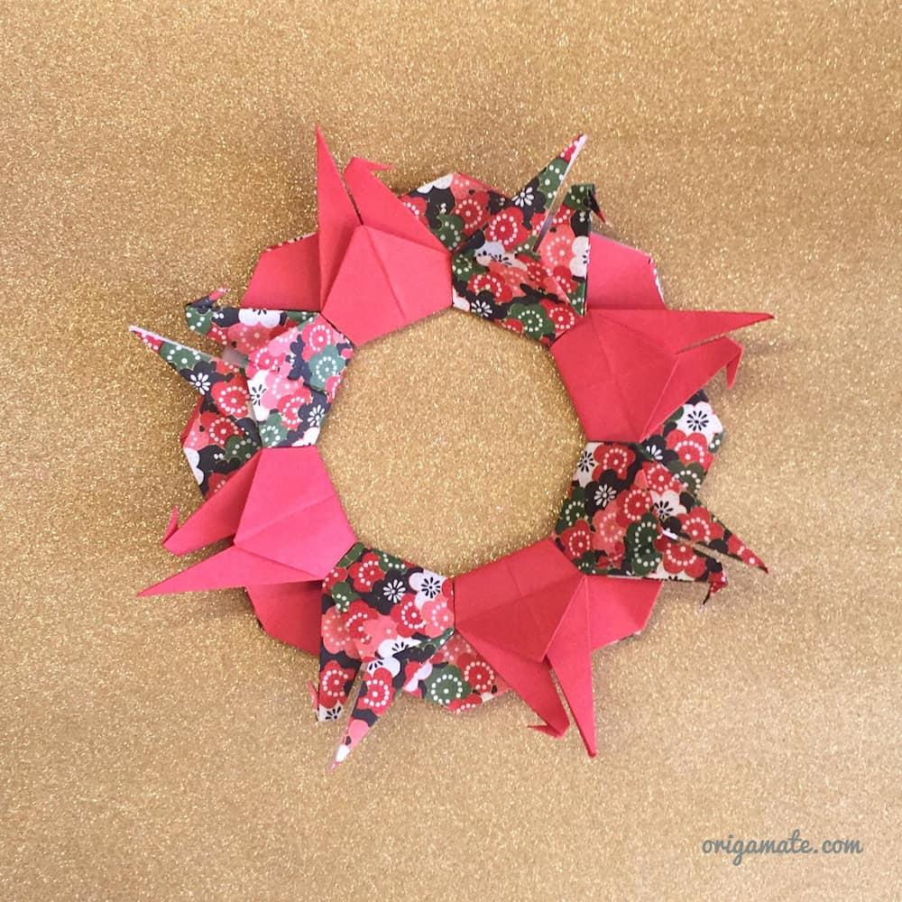 ghirlanda-origami-gru