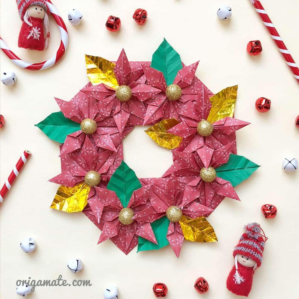 ghirlanda-origami-natale