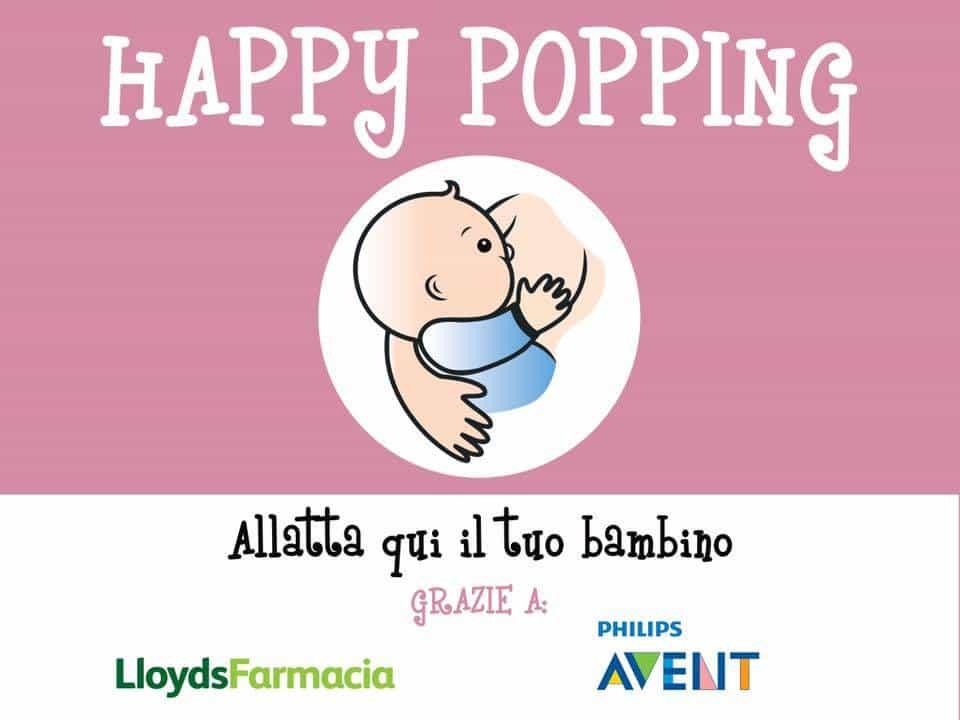 happy popping