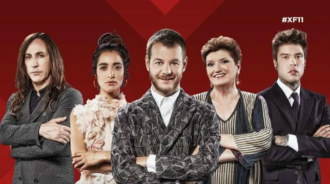 Il quinto Live Show di X-Factor : gli Inediti