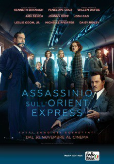 assassinio sull'oriente express