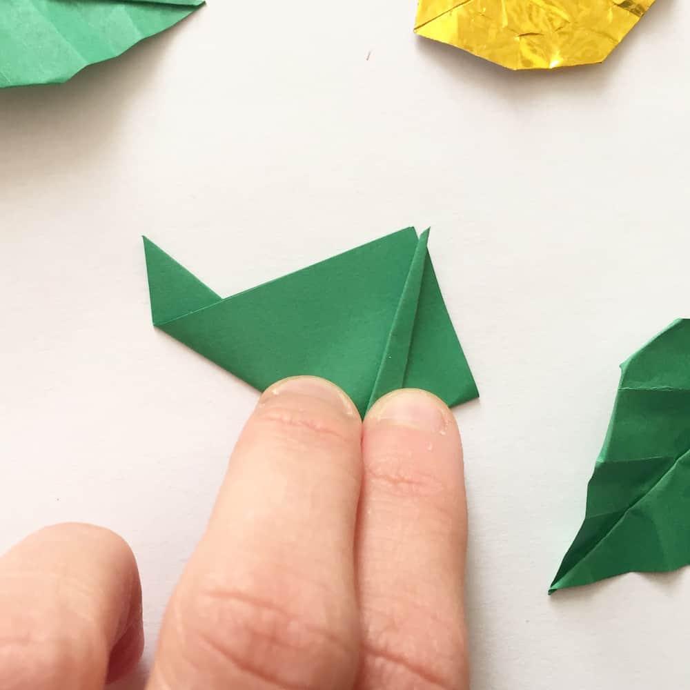 foglie-origami