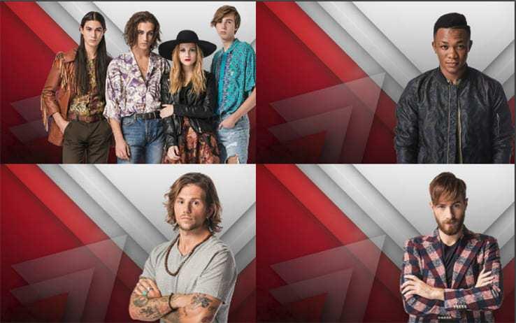 La semifinale di X-Factor 2017
