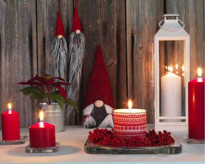 La tavola di Natale con Ikea
