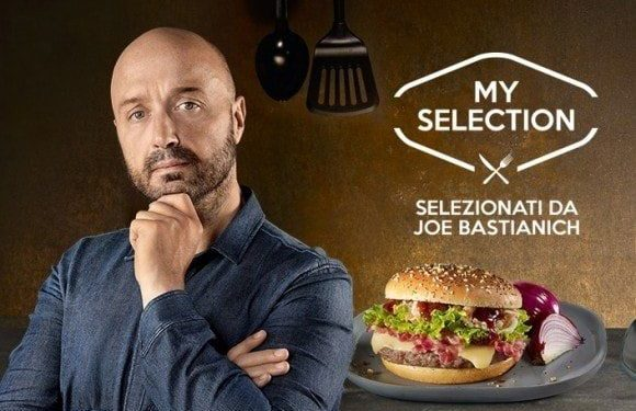 Mc Donald's : My selection firmata da Joe Bastianich